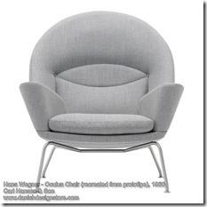 Hans Wegner - Oculus Chair
