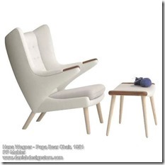 Hans Wegner - Papa Bear Chair