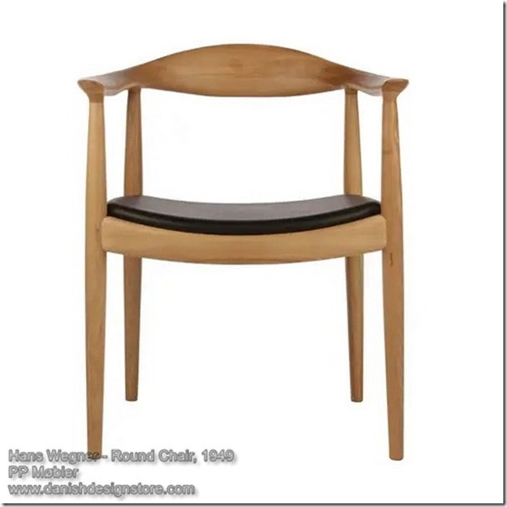 Hans Wegner - Round Chair
