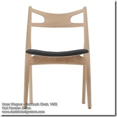 Hans Wegner - Sawbuck Chair