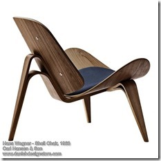 Hans Wegner - Shell Chair 2