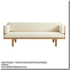 Hans Wegner - Sofa Bed