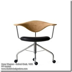Hans Wegner - Swivel Chair