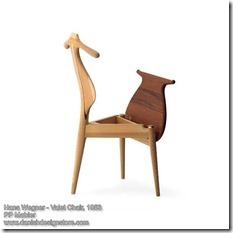 Hans Wegner - Valet Chair 2