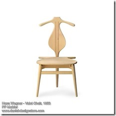 Hans Wegner - Valet Chair