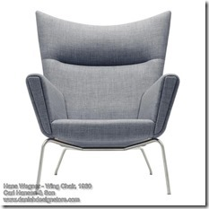 Hans Wegner - Wing Chair