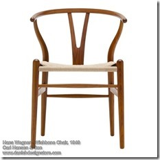Hans Wegner - Wishbone Chair