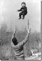 René Maltête - bébé volant