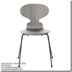 Arne Jacobsen - Ant Chair (4 legs)