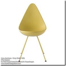 Arne Jacobsen - Drop Chair
