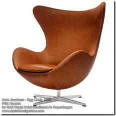 Arne Jacobsen - Egg Chair