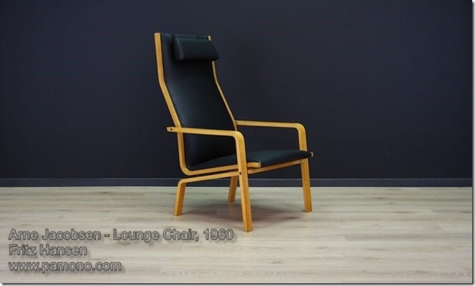 Arne Jacobsen - Lounge Chair