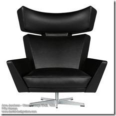 Arne Jacobsen - Oksen Lounge Chair