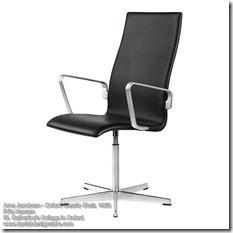 Arne Jacobsen - Oxford Classic Chair