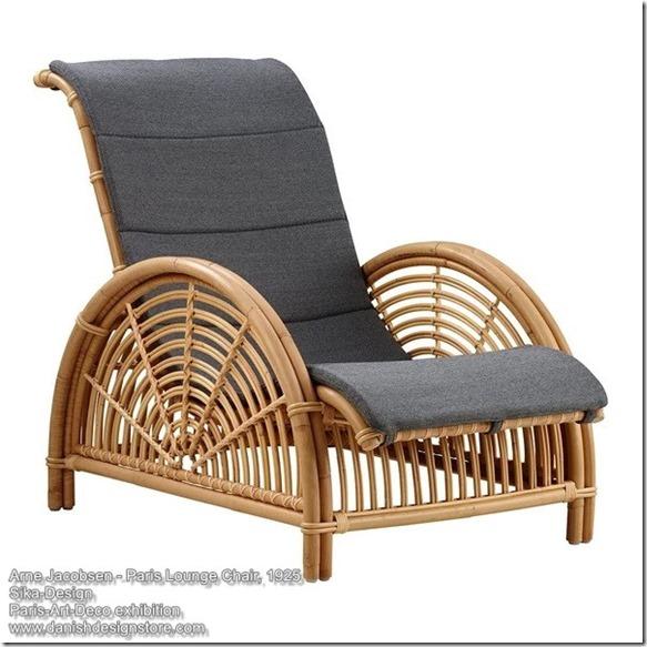 Arne Jacobsen - Paris Lounge Chair
