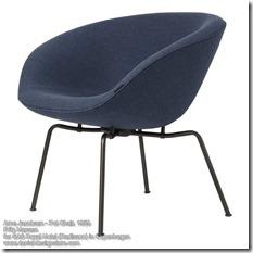 Arne Jacobsen - Pot Chair