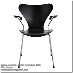 Arne Jacobsen - Series 7 Armchair