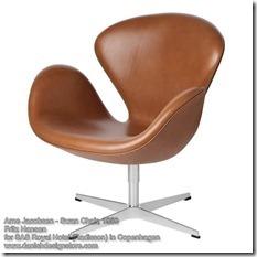 Arne Jacobsen - Swan Chair