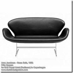 Arne Jacobsen - Swan Sofa