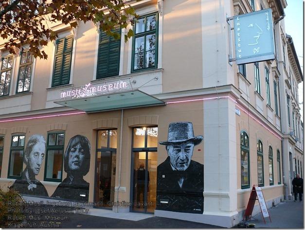 Jef Aerosol - Musil Museum