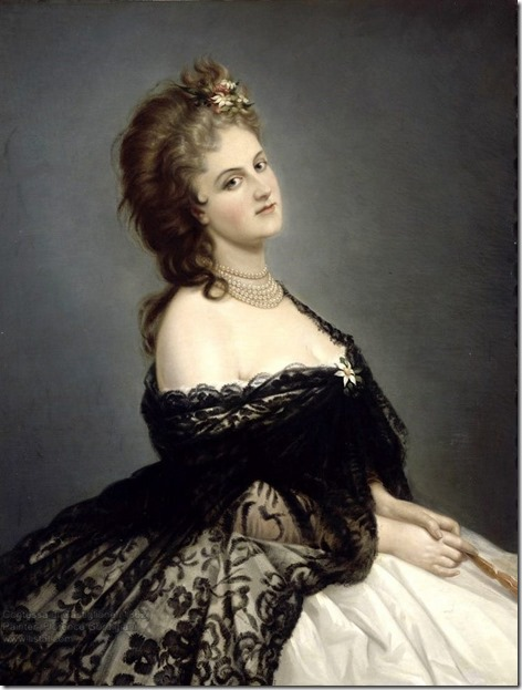 Virginia Oldoini Paint