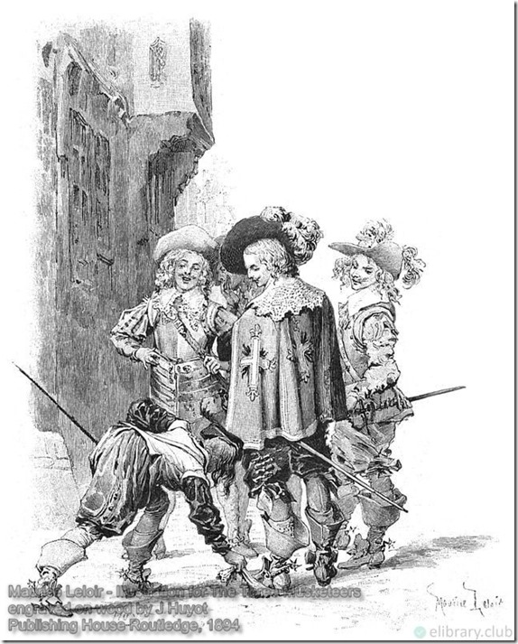 Aramis & d′Artagnan