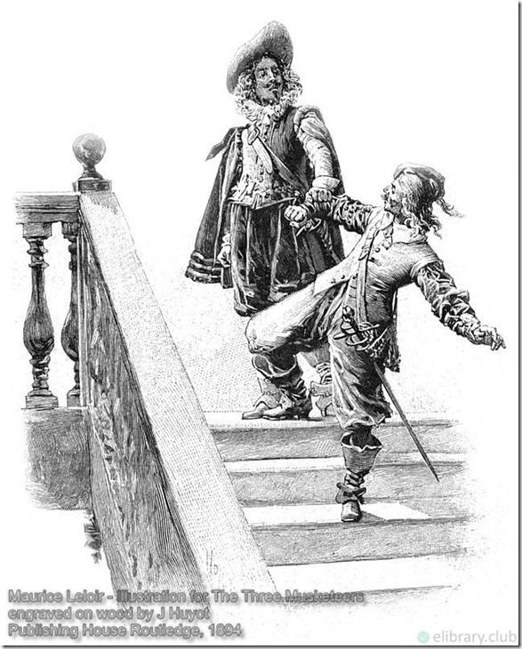 Athos & d′Artagnan