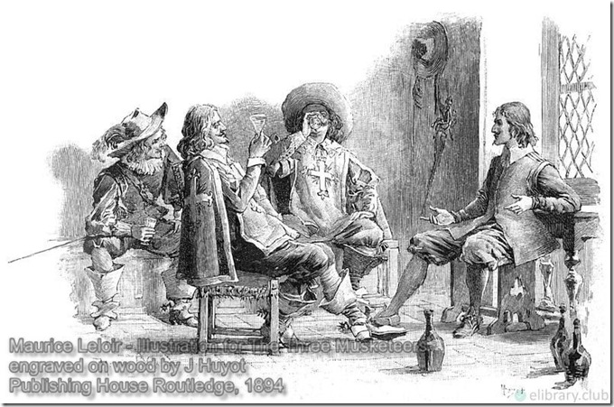 Three Musketeers (1)