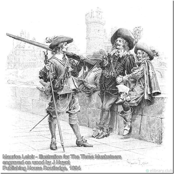 Three Musketeers (2)