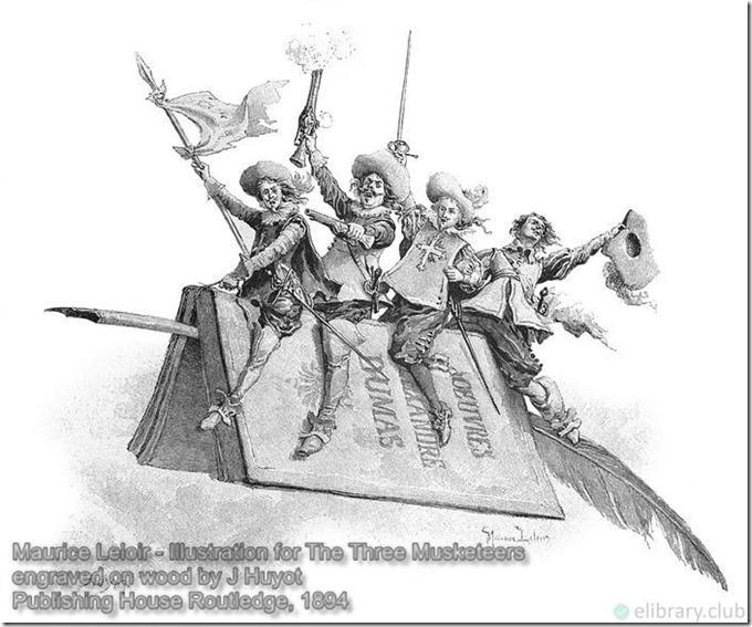 Three Musketeers (3)