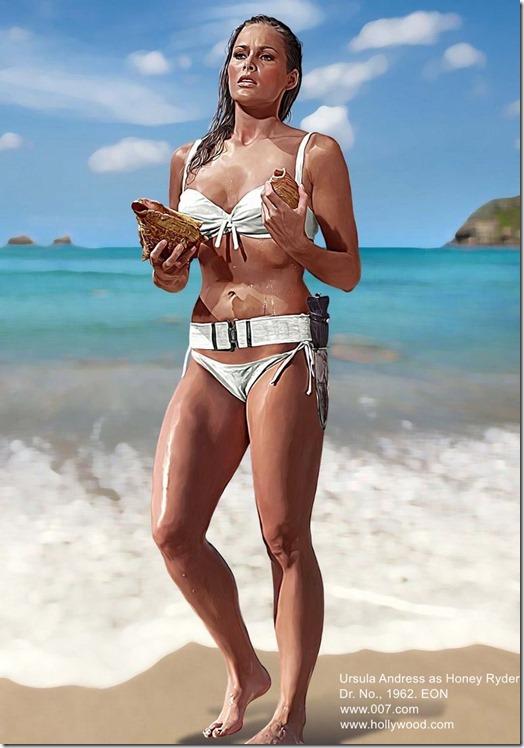 Ursula Andress - Dr. No