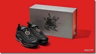 666 Satan shoes