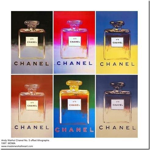Andy Warhol - Chanel No. 5