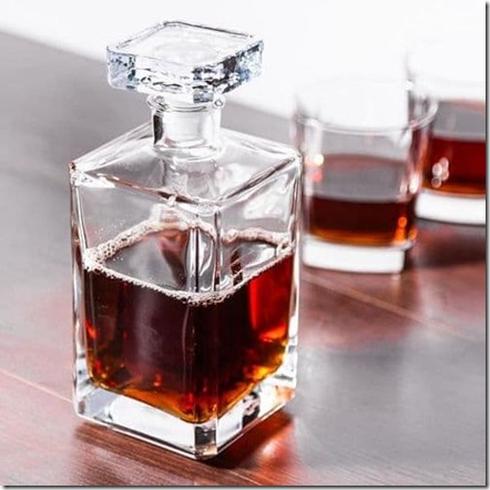 Whisky Decanter 0.7l