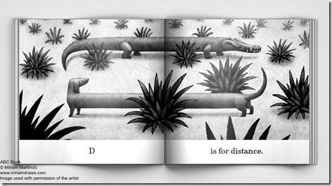 ABC book by Miriam Martincic