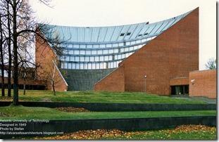 Alvar Aalto. Helsinki University of Technology