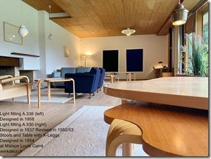 Alvar Aalto. Maison Louis Carré (2)