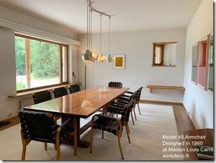 Alvar Aalto. Maison Louis Carré (3)