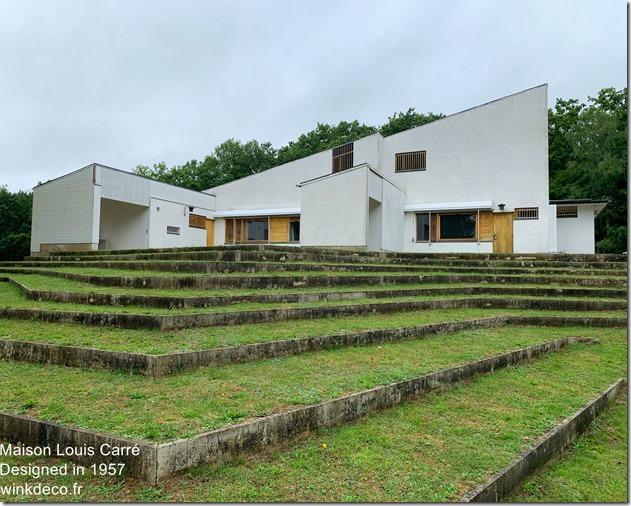 Alvar Aalto. Maison Louis Carré