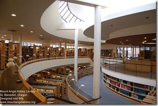 Alvar Aalto. Mount Angel Abbey Library (2)
