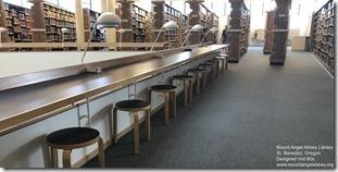 Alvar Aalto. Mount Angel Abbey Library (4)