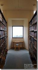 Alvar Aalto. Mount Angel Abbey Library Window