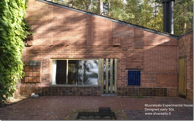 Alvar Aalto. Muuratsalo Experimental house