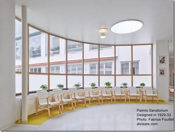 Alvar Aalto. Paimio Sanatorium (2)