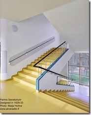 Alvar Aalto. Paimio Sanatorium