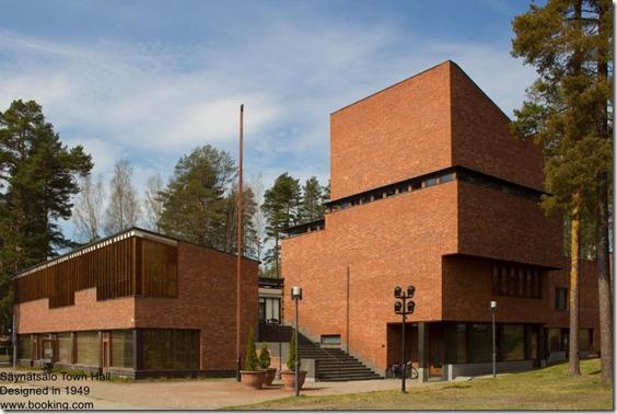 Alvar Aalto. Säynätsalo Town Hall