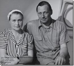 Alvar and Aino Aaalto